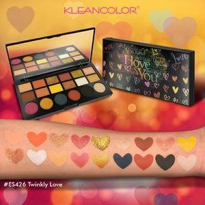 Twinkly Love Makeup Eyeshadow Palette